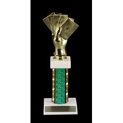 Green Dream Weaver Trophy T-3006