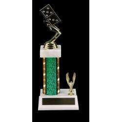 Green Dream Weaver Trophy OST-3008