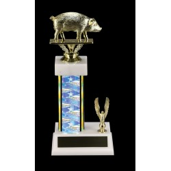 Silver Hollywood Trophy OS-3105