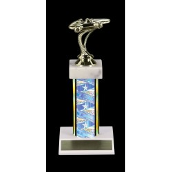 Silver Hollywood Trophy T-3106