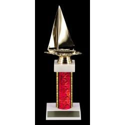 Red Moonbeam Trophy T-3306