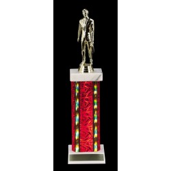 Red Moonbeam Trophy Z-3309