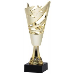 Plastic Cup / Marble Base Award C-3909