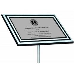 Aluminum Castings Plaques SC1008