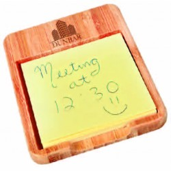Laster Engraved Notepad