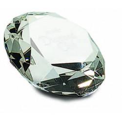 """3 1/4"""" Crystal Diamond"""