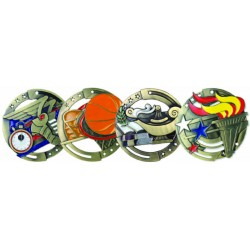 Medals RM-1 Series