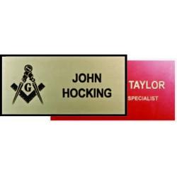 Name Badge & Name Holders