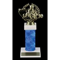 Blue Helix Trophy T-2706