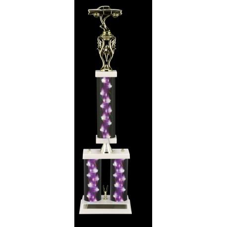 Purple Hyper Star Trophy DD-2801