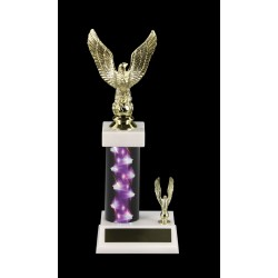 Purple Hyper Star Trophy OST-2808