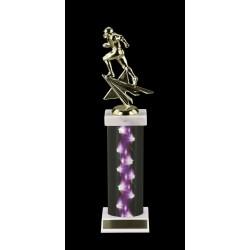 Purple Hyper Star Trophy Z-2809